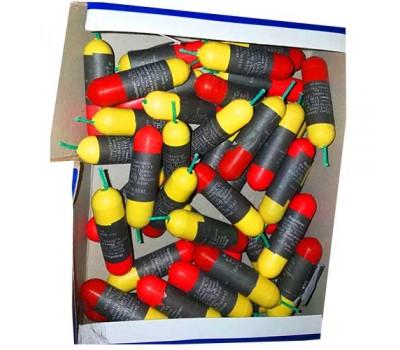 Купить шутихиK77 (40/40) Петарда с пластиковым корпусом оптом. Самые выгодные цены на петарды всех видов.